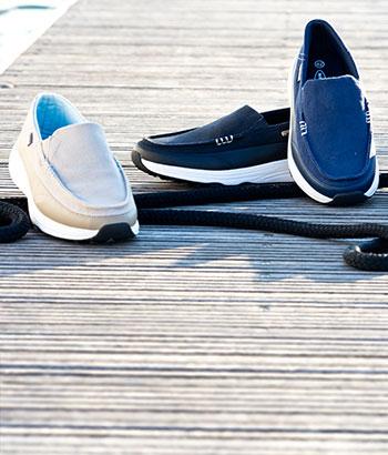 walkmaxx-canvas-loafers